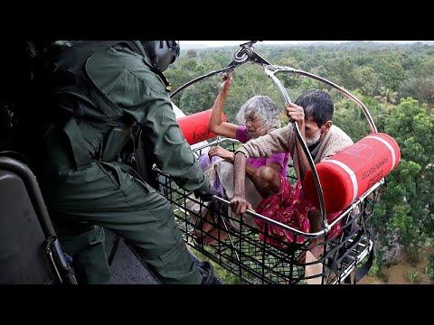 مقتل المئات في فيضان كيرالا ومودي يتعهد بإجلاء عشرات الآلاف…  - نشر قبل 2 ساعة