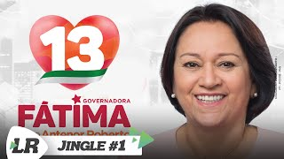 Fátima Bezerra 13 - Jingle \