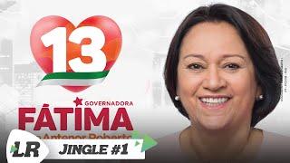 Fátima Bezerra 13 - Jingle \
