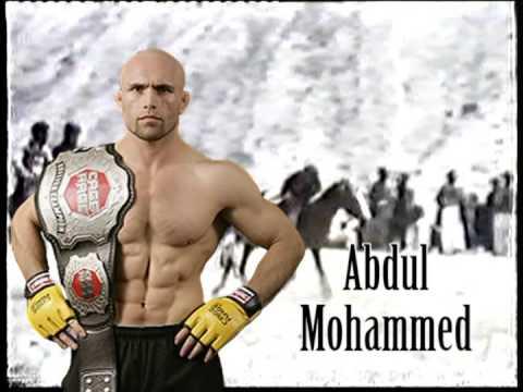 Abdul Mohammed MMA Champion