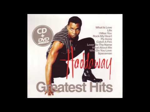 Haddaway - Greatest Hits 2005