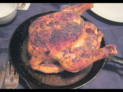 Easy Roasted Chicken: Easy Paleo, Gluten & Dairy Free Cooking Ep. 9