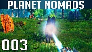 PLANET NOMADS [003] [Kristalle und viele weitere Ressourcen] [S02] Let's Play Gameplay Deutsch thumbnail