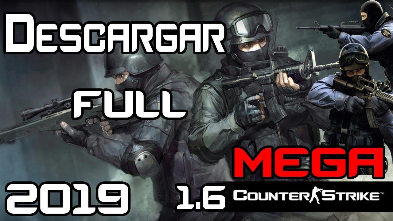 descargar counter strike 1.6 no steam full 1 link mega