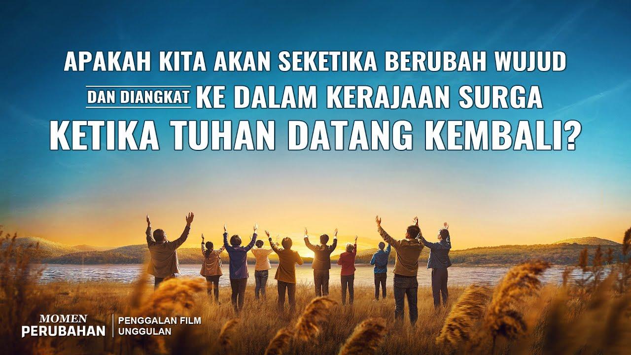 Film Pendek Rohani - Klip Film Momen Perubahan(1)Bagaimana Gadis Bijaksana Diangkat?