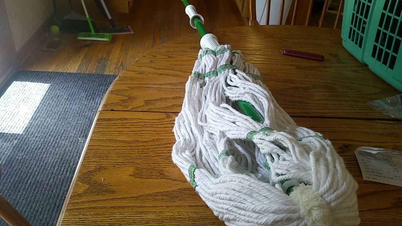 How To Change The Head On A Libman Mob