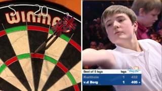 DO2013 01 Youth Boys, Kuriticin vs van de Berg