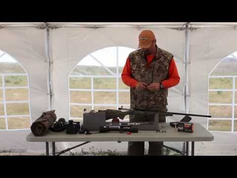 Setting up your Long Range Hunting Rifle: 0 -1000 yards