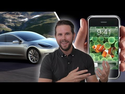 Is Tesla Model 3 The iPhone of Cars?