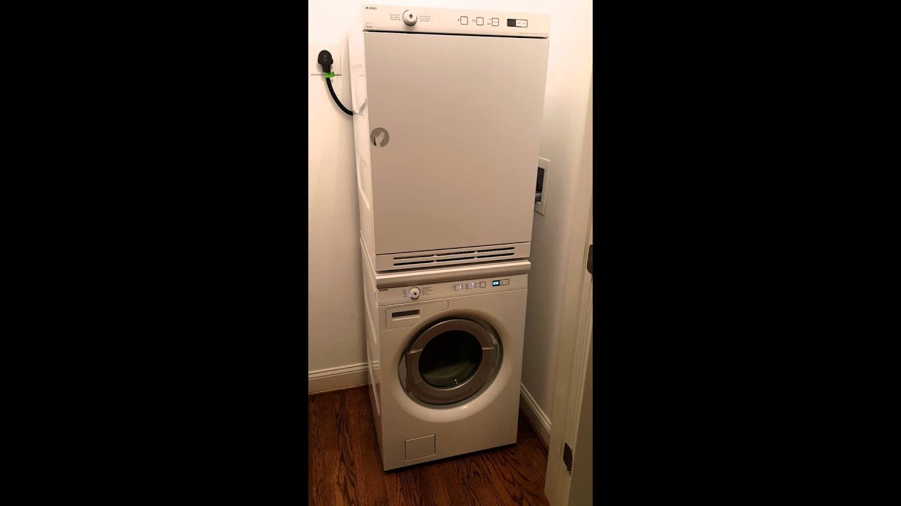 Asko Compact Washer Noise
