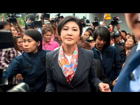 CNN News-Thai Prime Minister Yingluck Shinawatra to face trial over rice scheme scandal