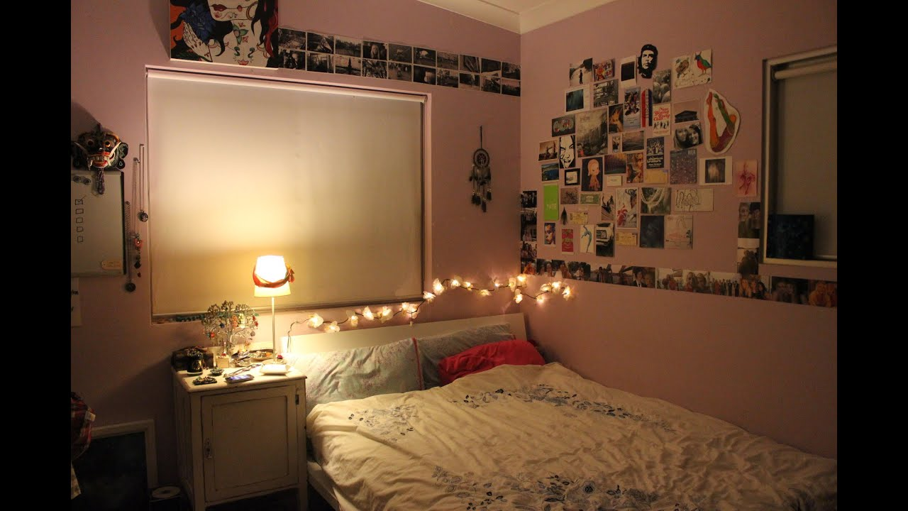 String lights for bedroom youtube - String lights for bedroom ...