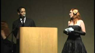 Dragoncon Dawn Look A Like Contest 2002 with hosts Ted Raimi and Traci Lords