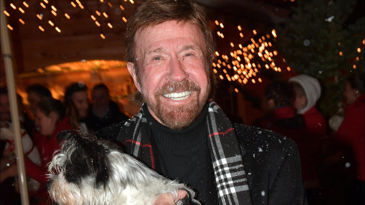 Chuck Norris wasn't at Capitol riots, despite Twitter claims