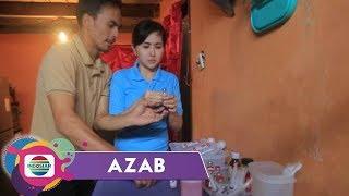 AZAB - Jenazah Pembuat Vaksin Palsu Dibungkus Terpal dan Makamnya Bolong Tersambar Petir