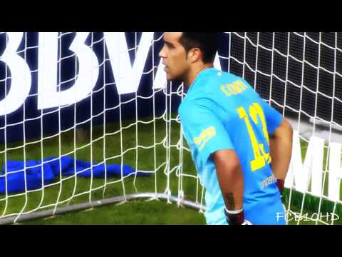 Claudio Bravo - Best Saves ● FC Barcelona 2014/15 | HD