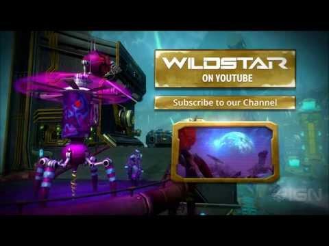 Wildstar Invasion Nexus Trailer