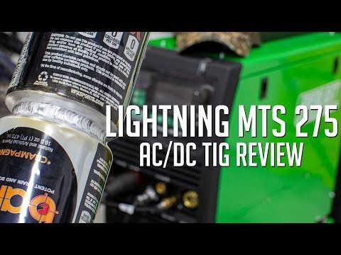 Everlast Lightning MTS 275 Review: AC/DC TIG