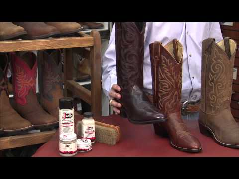 How to Care for Your Justin Boots