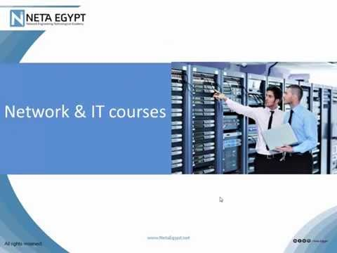 Neta egypt profile training and network solution represented by Mohamed samir