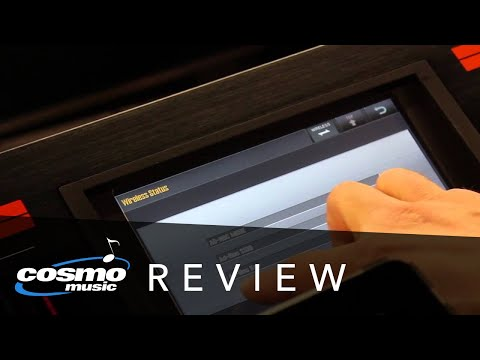 Roland Wireless Connect & iPad App Feature Review