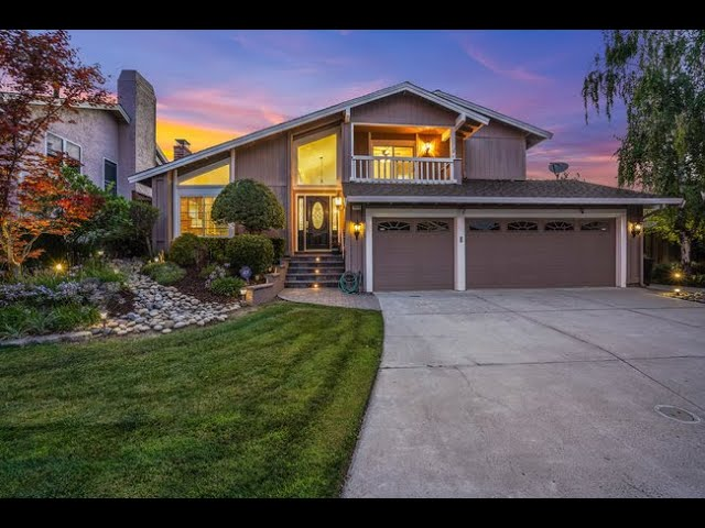 1010 Foothill Drive, San Jose (Blossom Valley)