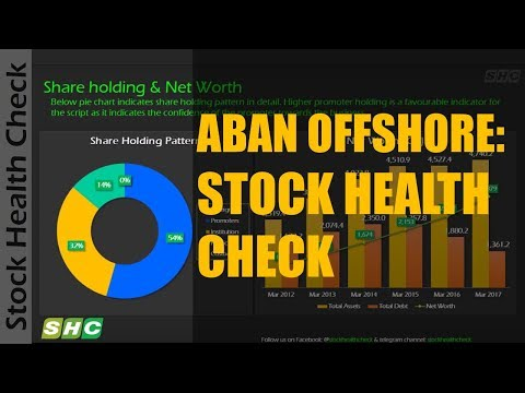 ABAN OFFSHORE FUNDAMENTAL ANALYSIS STOCK HEALTH CHECK