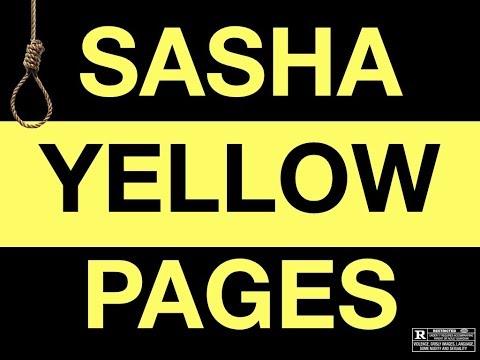 SASHA YELLOW PAGES