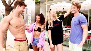 MALE Model Vs FITNESS Model: Who Do Girls Prefer? | Connor Murphy
