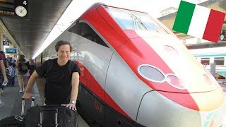 SCENIC ITALY TRAIN RIDES-A 2 Week Journey! (With Train Travel Tips)