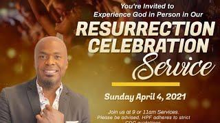 Resurrection Celebration Service | Pastor Michael L. Miller | Higher Purpose Fellowship