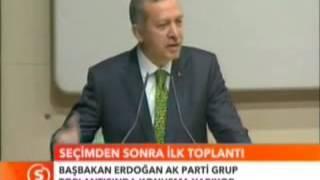 Recep Tayyip Erdoğan - Şeyh Edebali'nin Osman Bey'e Nasihatleri