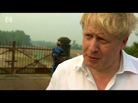 "UK's Boris Johnson on ""horror"" of Rohingya crisis"
