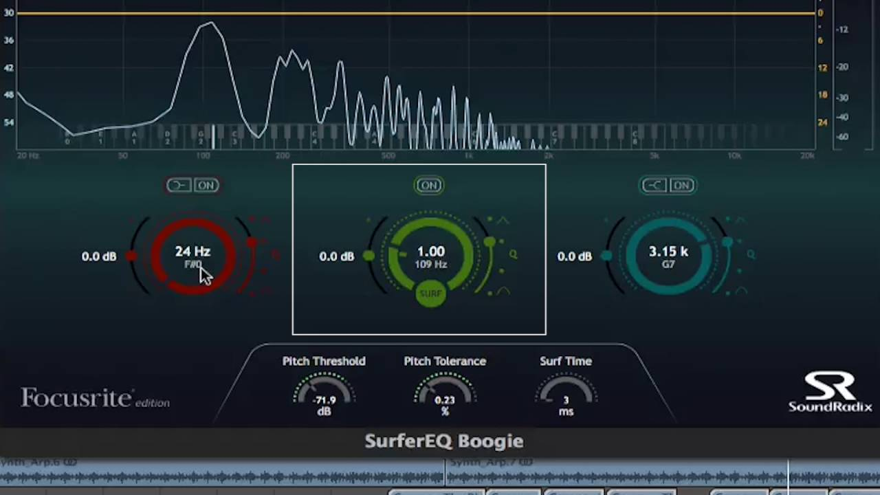 Surfer eq
