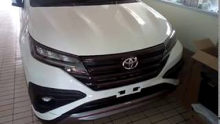 Review Toyota All New Rush TRD Sportivo A/T (2018)