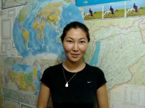 the Volunteer Summer School in Buryatia 2010