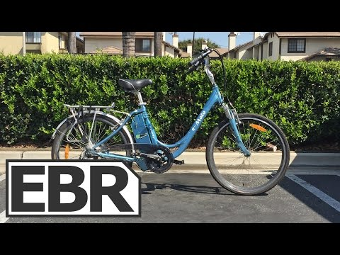 Vintage e-moto Electric Bikes with Repacked Batteries - VeloCity 2.5 and Liberty from 2008