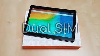 Teclast M20 4G - recenze skvěle vybaveného Dual SIM tabletu