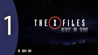 The X-Files:Resist or Serve - Part 1 Mulder [Vidyabum]