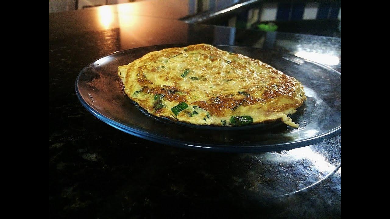 omelete proteico de atum youtube