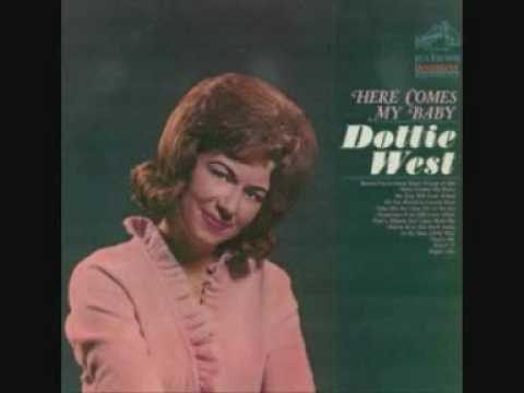 Dottie West- I Dreamed Of An Old Love Affair/ All The World Is Lonely Now