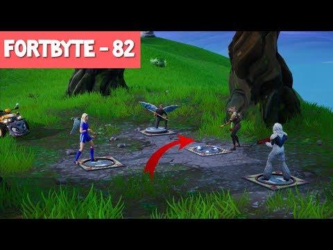 FORTBYTE #82 Localizacion (FORTNITE)
