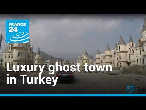 Abandoned villas: Turkey's luxury ghost town
