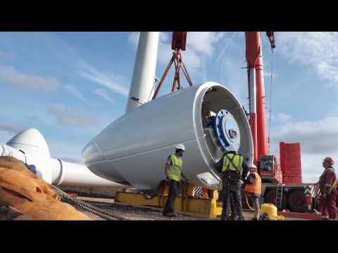 Resilient Energy Community Wind Turbines - Mounteney's and Cherry Rock