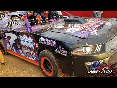 #G7 Brett Grimes - Mini Stock - 3-23-19 North Alabama Speedway - In Car Camera