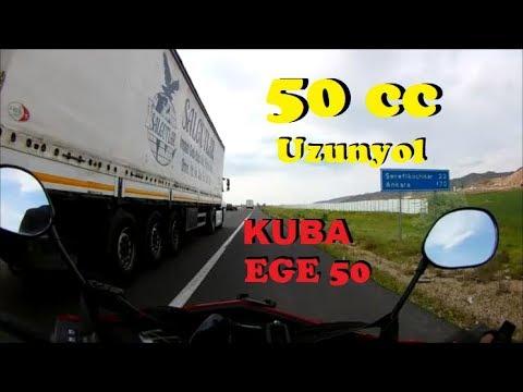 50 CC Uzun Yola Gitmez Diyenlere İnat. YOL AÇIK YOLA ÇIK !!