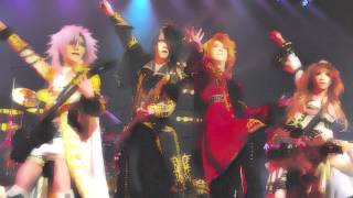 Versailles - Love Will Be Born Again Instrumental by LukeOtaku