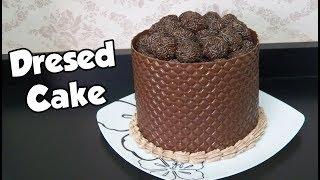 DRESSED CAKE - Bru na Cozinha