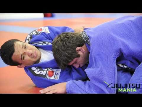 Jiu Jitsu / BJJ Technique: Guard - Armbar / Choke / Armbar