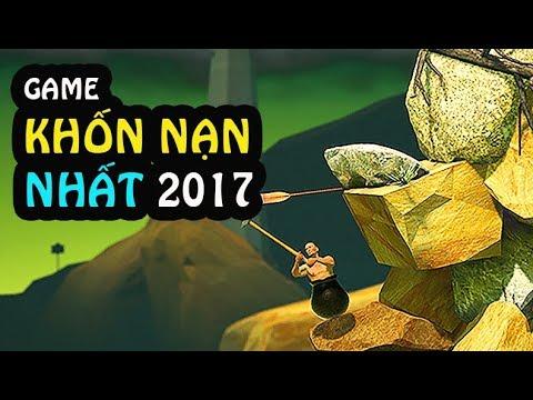 GAME GÂY ỨC CHẾ & BUỒN CƯỜI NHẤT 2017 - GETTING OVER IT =))